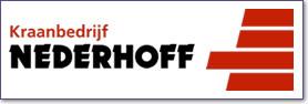 Kraanbedrijf Nederhoff (klik hier voor opdrachtomschrijving)